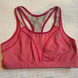 Brooks compression sports bra